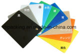 Polipropileno reciclable Twinshield Standard Board (negro o Trans) 2-5mm 2400*1200mm