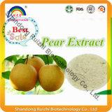 Polvo de calidad superior de la fruta de la pera de la fábrica del GMP/polvo del jugo de la pera/polvo de la pera del polvo del jugo de Fuirt