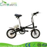 Lle rotelle da 14 pollici due che piegano bici portatile
