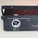 precio de fábrica Yuelight pancromática de 500MW Proyector láser de animación