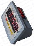 Pesando el indicador con la pantalla de visualización doble (XK315A1-2S)