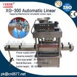 Machine Xg-300 recouvrante linéaire automatique pour tous les couvercles à visser en plastique