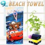体操によって印刷されるビーチタオル