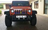 7 pouces Black Daymaker Style LED Projection Headlight Kit pour Jeep