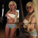 Reales Silikon-Miniliebes-Puppe mit der grossen Brust für Mann