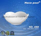 Contro bacino di ceramica superiore di arte della lavata della mano (088)