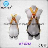 Protection de chute facile d'utiliser le harnais de femmes de sûreté pour s'élever