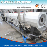 Pipe de PVC faisant la machine, machine d'extrudeuse de tube de l'eau d'UPVC