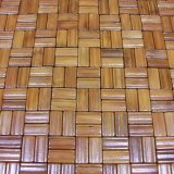Taburete de bambú para tablero y suelo