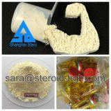 Starkes aufbauendes hellgelbes Puder Parabolan/Trenbolone Enanthate für Bodybuilding
