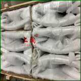 Al2O3 Alumina Ceramic Muffle Furnace Core pour Fourneau de Cupellation