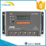 太陽ホームシステムVs3048bnのための30A 12V/24V/36V/48Vの太陽コントローラか調整装置