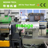 PE pp filmkorrels machine/plastic film die pelletiserend machine maken