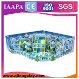 De Apparatuur van de Speelplaats van de Kinderen van het Thema van de Sneeuw van de winter (ql-16-20)