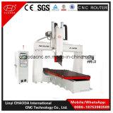 Gute Mittellinien-Steinskulpturen des Preis-5, die CNC-Maschine Jcs1020hl schnitzen