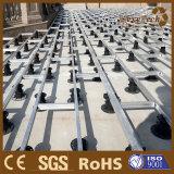 Zócalo ajustable del material de construcción para el Decking del compuesto de WPC