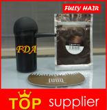 무료 샘플 머리 분말 12g - 30g 각질 머리 건물 섬유