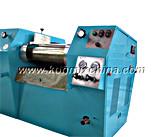 유압 3배 롤 선반 기계