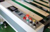 Vide de la machine de contrecollage, thermique, de la machine de contrecollage semi-automatique Machine de contrecollage, papier Machine de contrecollage