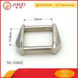 Fester Metalclip-Metallstärken-Quadrat-Ring für Handtasche