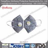 Anti maschera di protezione di inquinamento N95 con la valvola dello sfiatatoio