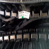 ゴム製坑夫は構築機械部品のための400*72.5W*74を広く追跡する