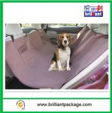 Brown Heavy-Weight Polyester étanche chien voiture Housse de siège