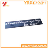 カスタムロゴの高品質のめっきの金属の方法ステッカー(YB-HD-135)