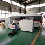 Автомат для резки лазера Eeto 500W Ipg с таблицей Flx3015-500W обменом