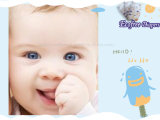 Extrathin weich u. Breathable mit grosser Taillen-Band Ecofree Baby-Windel