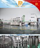 Agua pura de 3000 Bph produciendo la línea relleno del agua mineral y empaquetadora