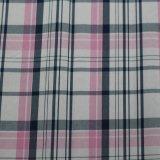 покрашенная пряжей Three-Colour ткань шотландки 50d для выравниваться одежд