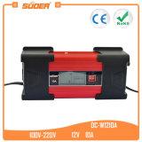 Lader van de Batterij van Suoer 12V 10A de Navulbare met Ce (gelijkstroom-W1210A)