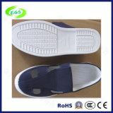 Mann-Frauen-Schuhe Belüftung-ESD (EGS-PVC-602)
