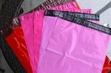 Zak van de Verpakking van het Kledingstuk van de douane de Plastic met Zelfklevende Verbinding