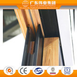 Vidros temperados Vidros temperados de alumínio Controle remoto elétrico Portas deslizantes e janelas