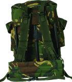 軍隊の存続の軍の防水バックパックのキャンバスの軍隊は袋に入れる