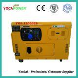 8kw самонаводят комплект генератора звукоизоляционной силы пользы тепловозный