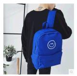 Trouxa ocasional da lona da juventude do saco do computador do saco do estudante masculino de saco de ombro