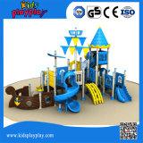 فريدة تصميم رخيصة أطفال ملعب خارجيّة منزلق كبيرة لأنّ عمليّة بيع مع [هيغقوليتي]