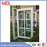 China Fabricante Aluminum French Casement Window