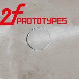 Tranparent de lustro elevado PMMA/prototipificação feita à máquina CNC acrílica