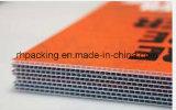 波形を付けられるPP -パッキング、表記、保護2-10mmのための印刷を用いるボード1000*2000mm 1200*2400mm