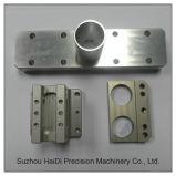 Kundenspezifisches Präzisions-Metallaluminium CNC-maschinell bearbeitenteil-Stützpuder-Farbanstrich
