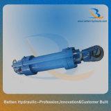 Cylindre de pressage hydraulique à usage double double usage à vendre