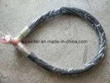 "100 R2 mangueira da borracha W.P 90bar /1305psi2q17 do Dn em 1-1/2 do """