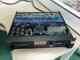 Amplificador de potencia audio de Digitaces DSP del canal de Sanway Dp10q 4 con la pantalla táctil