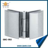 Dobradiça de vidro da liga do zinco do chuveiro da dobradiça de porta da ferragem da porta