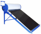Presión calentador de agua solar colector solar no