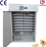 Certification Ce couveuse automatique pour la Promotion de Noël pour 1056 d'oeufs (KP-10)